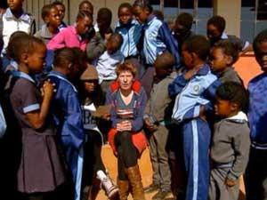 Zuid-Afrika televisie