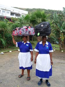 Zuid Afrikaanse vrouwen