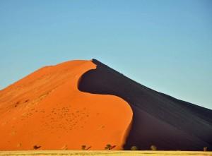 Sossusvlei - Namibië