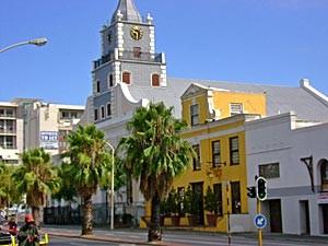 Zuid-Afrika : Kaapstad