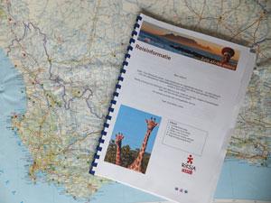 informatiepakket zuid-afrika online