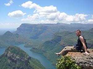 Zuid-Afrika reizen - panorama