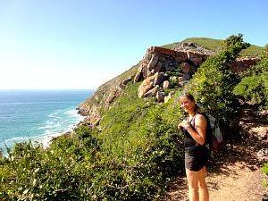 Wandeling in Robberg Natuurreservaat
