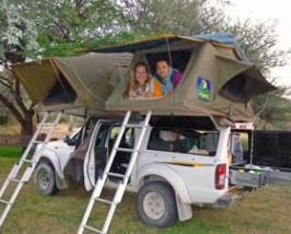 4x4 rondreis Zuid-Afrika