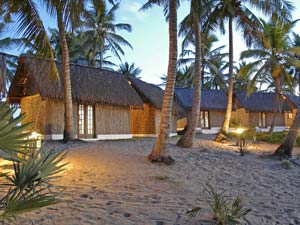Mozambique strand lodge