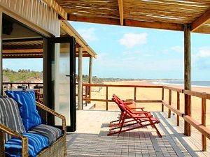 Tofo guesthouse - Mozambique reizen