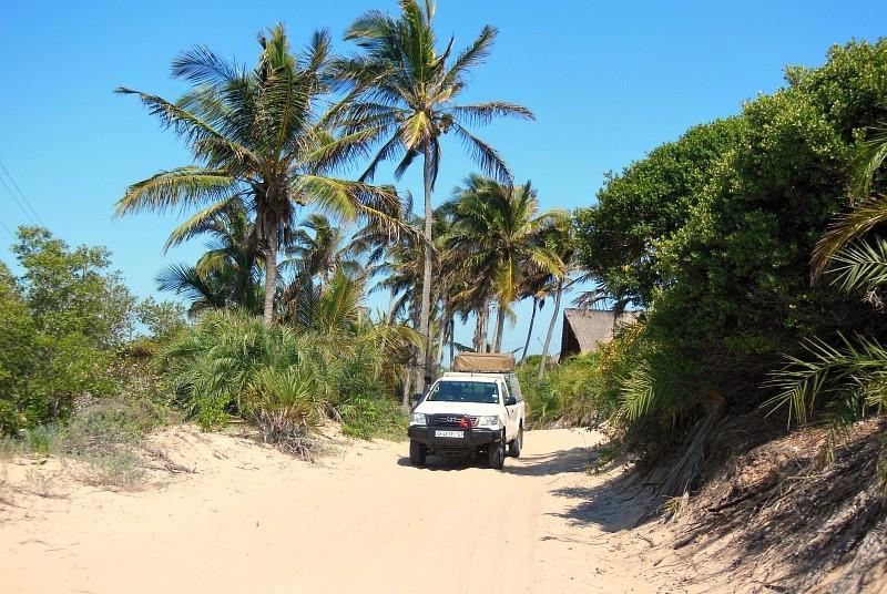 4x4 reis Mozambique