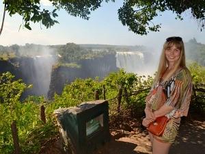 Zuid-Afrika combineren met Botswana en de Victoria watervallen