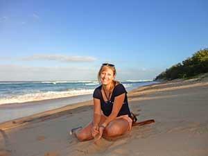 Strand Zuid-Afrika