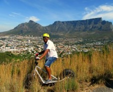 Even voorstellen: Heinrich, onze lokale vertegenwoordiger uit Zuid-Afrika