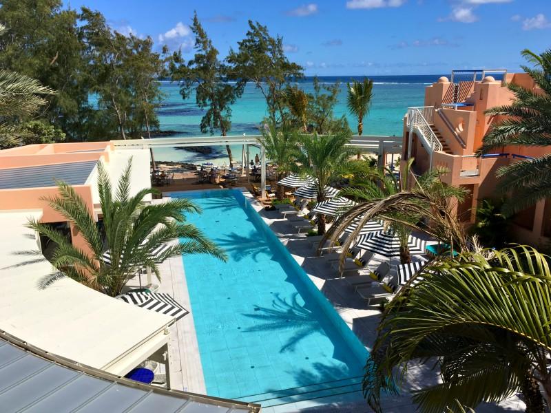 Mauritius comfort hotel