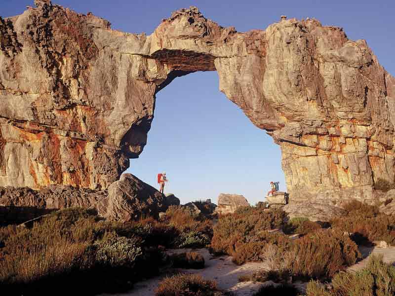 Zuid-Afrika Cederberg-&-teesakkies