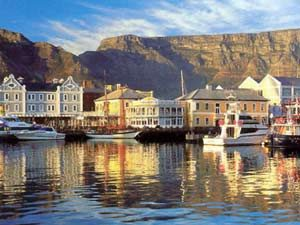 Zuid Afrika autorondreis - Kaapstad