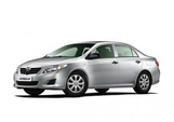 Toyota coralla automaat D klasse auto autohuur