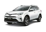 Toyota Rav L klasse auto autohuur