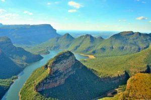 Rondreis Zuid Afrika auto - rondavels