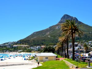 Rondreis Zuid Afrika auto - Camps bay