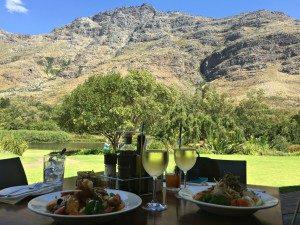 Autorondreis Zuid Afrika - wijnroute