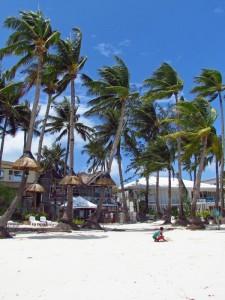 Die lebhafte Insel Boracay mit ihren traumhaften Stränden