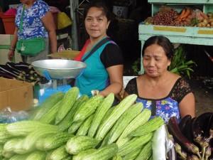 Carbon Market in Cebu Stadt