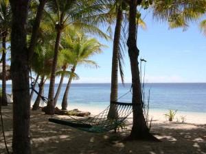 Entspannen Sie am traumhaften Strand von Siquijor