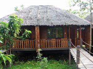 Unterkunft auf Bohol