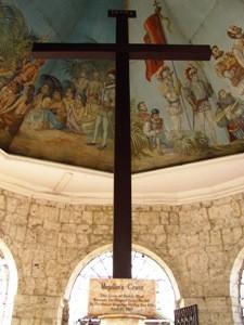 Magellan´s Cross in Cebu City