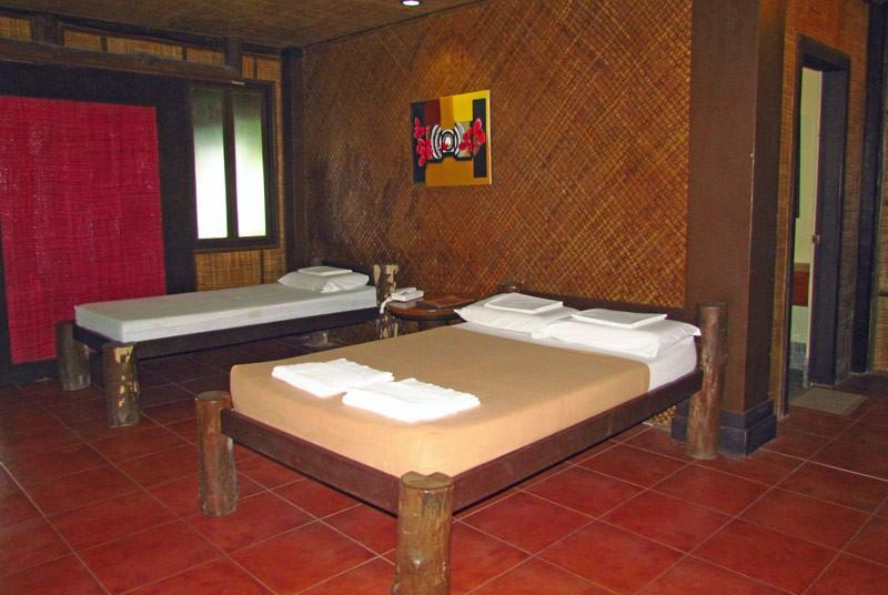 Zimmer im Resort von La Libertad