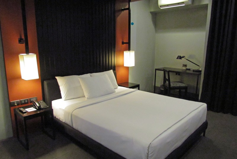 Zimmer im Hotel in Manila