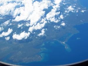 Philippinen von oben
