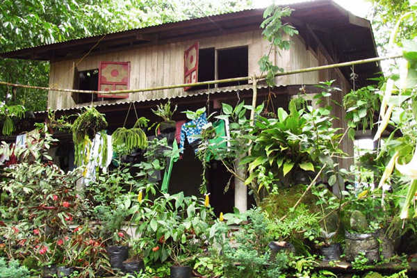 Philippinen valencia homestay haus