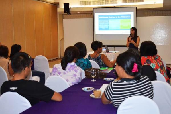 Philippinen valencia homestay Training Seminiar