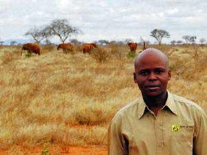 Unser Safariguide Musa