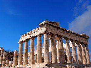 Warum nach Griechenland reisen? Die Akropolis in Griechenland
