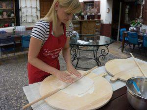 Kochkurs in Griechenland