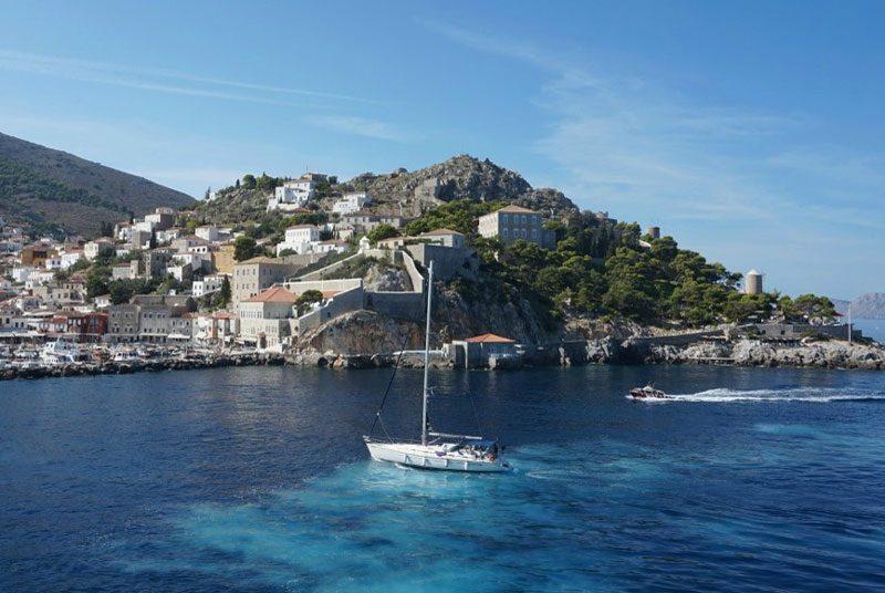Warum nach Griechenland reisen? Inselhüpfen