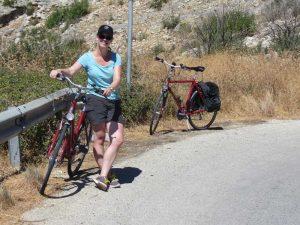 Griechenland Kefalonia Reisen Fahrradtour Urlaub