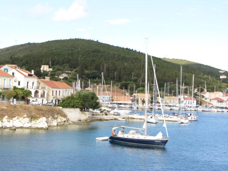 Kefalonia Urlaub Griechenland Fischerhafen