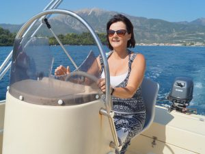 Ausflug Bootstour Lefkada Griechenland Ionische Inseln