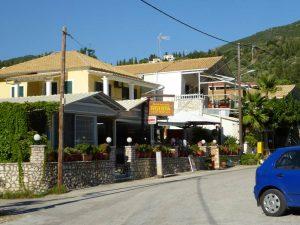 Lefkada Griechenland Unterkunft Ionische Inseln