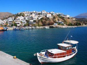 An der Küste bei Agia Galini