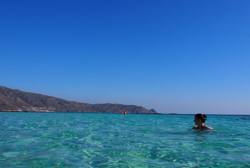 Warum nach Griechenland reisen? Kreta Meer