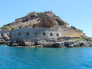 Mochlos Kreta Griechenland Spinalonga Insel
