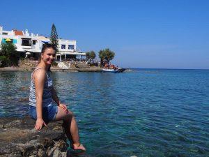 Mochlos Kreta Griechenland Reise Hafen