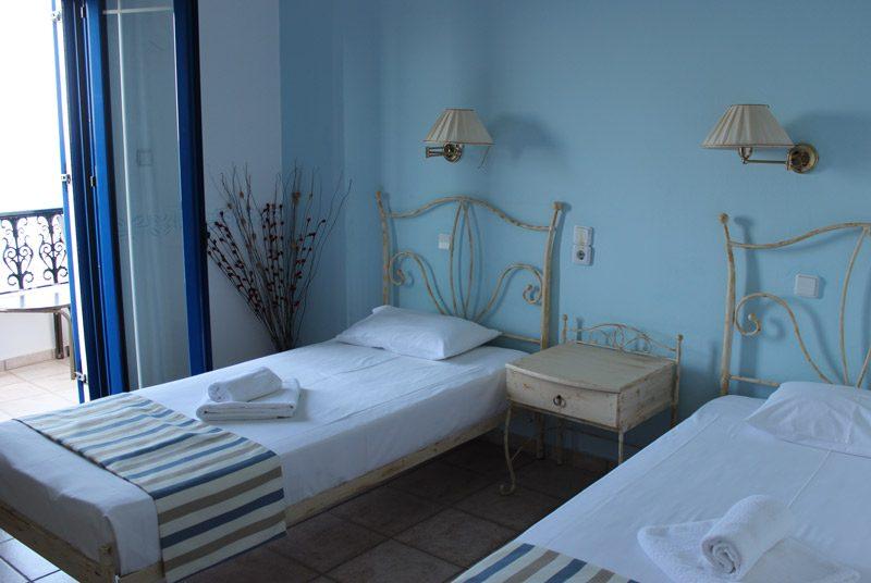 Kreta Unterkunft Mochlos Hotelzimmer Griechenland