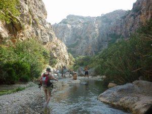 Wanderung Kloster Preveli Urlaub Kreta