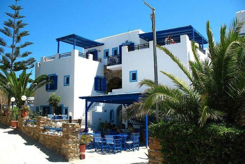 Naxos Griechenland Kykladen Hotel Unterkunft