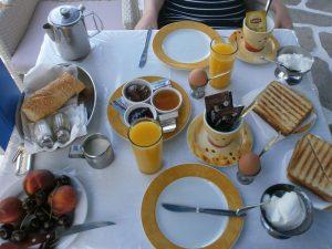 Unterkunft Griechenland Naxos Kykladen Hotel