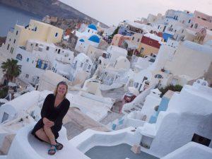 Reise nach Griechenland Individualurlaub Santorin
