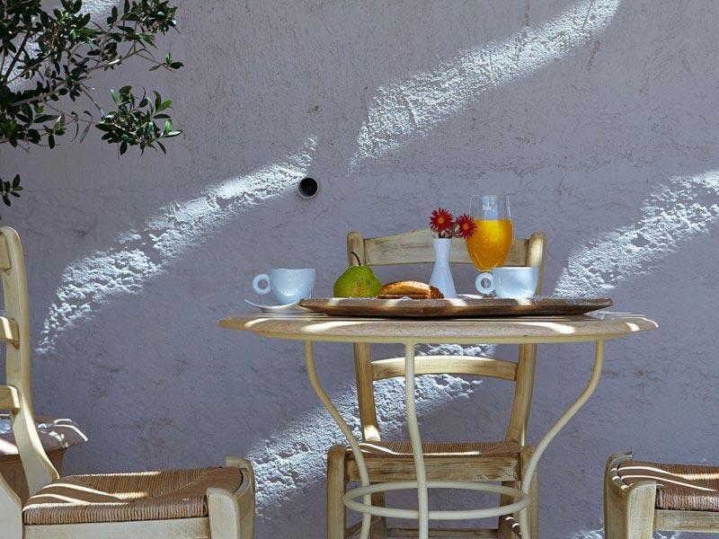 Griechenland Santorini Urlaub Reise Unterkunft